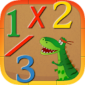 Number Games: Math for Kids icon