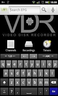 VDR Manager- screenshot thumbnail