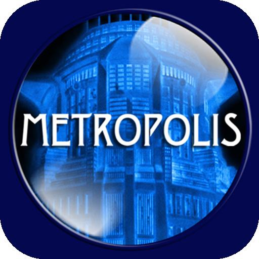 Métropolis Icon