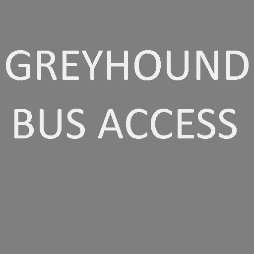 GREYHOUND BUS ACCESS