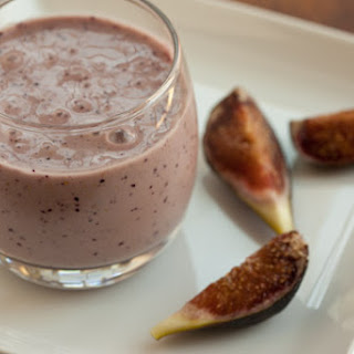 Fig Drinks Recipes.