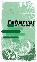 Screenshot of Fehérvár Rádió