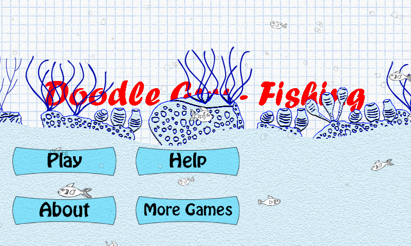 Doodle Guy - Fishing - screenshot