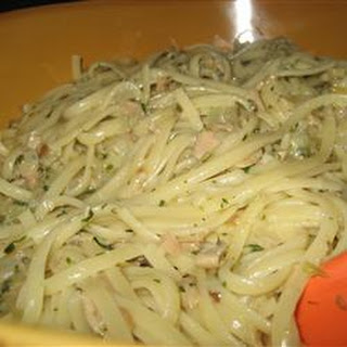 Linguine with White Clam Sauce I