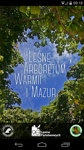 Leśne Arboretum Warmii i Mazur