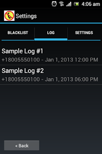 Call Blocker Plus- screenshot thumbnail