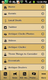 Antique Clocks Are Forever - screenshot thumbnail