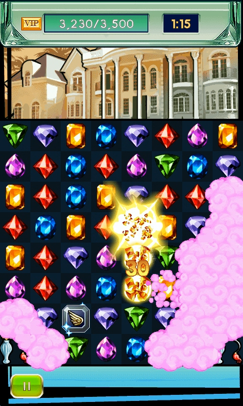 Diamond Twister 2 Free - screenshot
