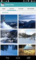 Screenshot of Taos Ski Valley