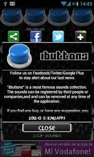 Instant Buttons ( iButtons ) - screenshot thumbnail