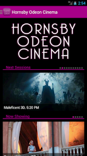 Hornsby Odeon Cinema - screenshot thumbnail