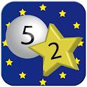 EuroMillions Nos. & Statistics logo