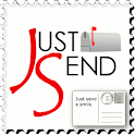 JustSend - Postcard Greetings icon