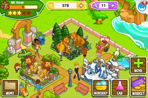 Zoo Story 2™- screenshot