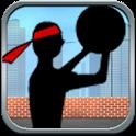 Stick Basketball shoot icon