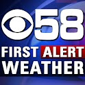CBS58 Weather logo