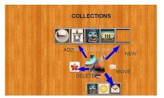 Screenshot of Send Puzzle