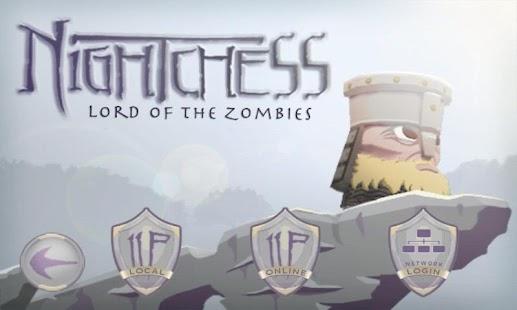 NightChess: Zombie Lord 3D +