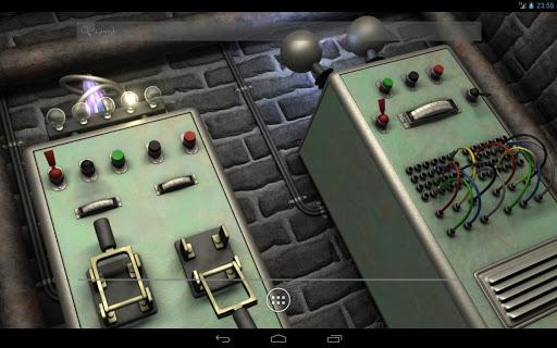 【免費個人化App】Mad Laboratory Live Wallpaper-APP點子