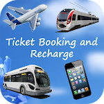Ticket Booking and Recharge 1.7 Apk
