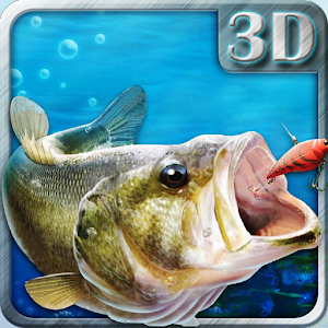 Download fishing 3d fish hunting apk on pc download for Easy fishing games