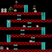 Zombie Kong - Platform Game