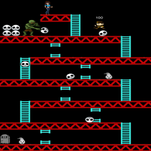 Zombie Kong – Platform Game for PC and MAC