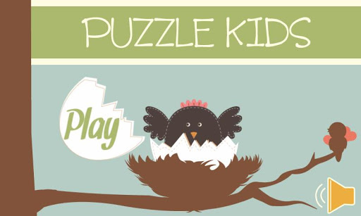 Puzzle Kids Fun Animals