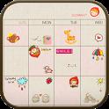 Diary go launcher theme icon