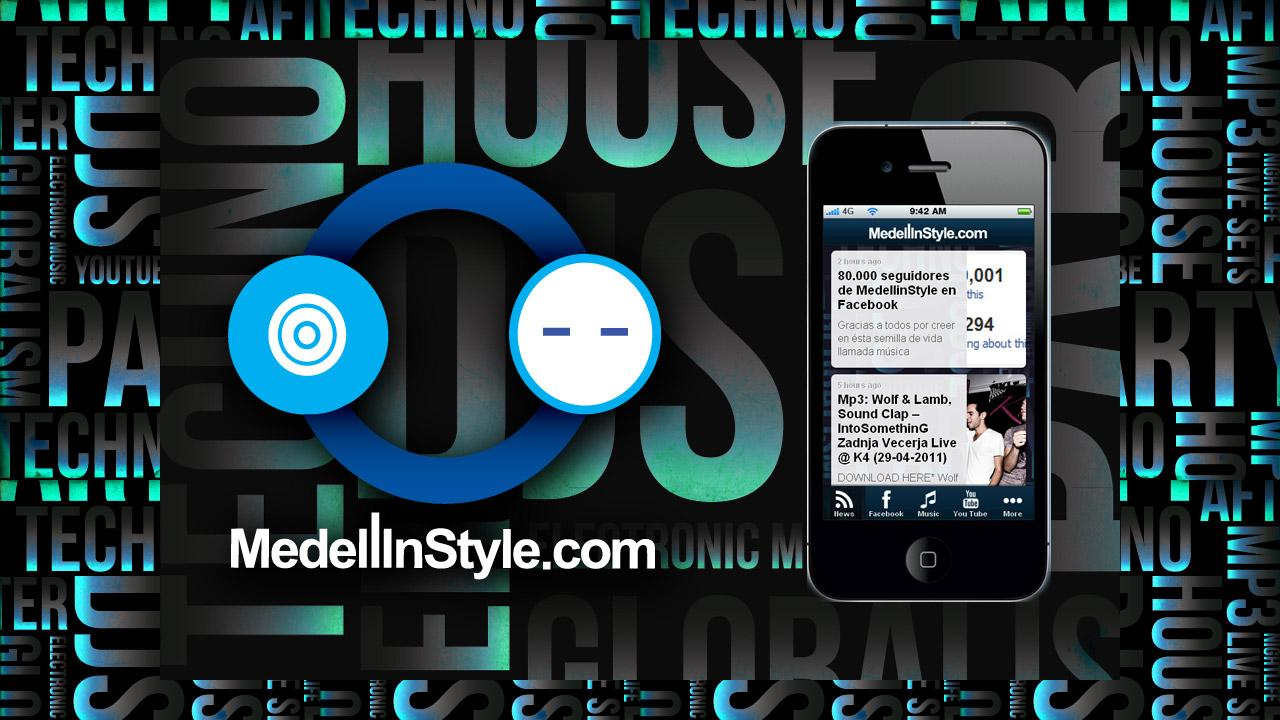 MedellinStyle.com - screenshot