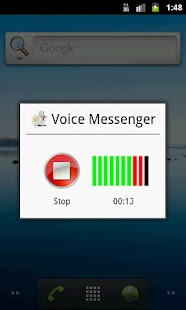 Voice Messenger- screenshot thumbnail