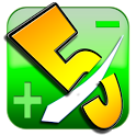 Math Slicer Free icon