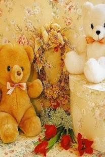 Teddy bears Wallpapers HD - screenshot thumbnail