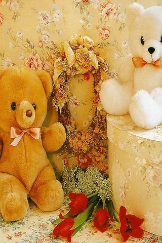 Teddy bears Wallpapers HD - screenshot