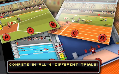 Retro Sports Screenshot 12