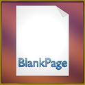 BlankPage logo