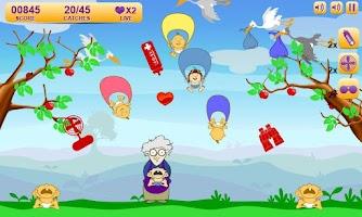 Screenshot of Baby Troops