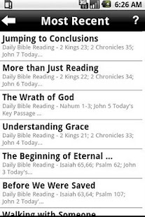 Daily Bible Plan Pro - screenshot thumbnail