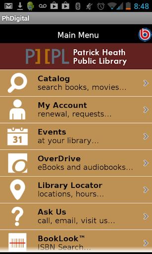 Patrick Heath Public Library