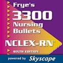Frye's 3300 Nursing Bullets logo