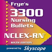 Frye's 3300 Nursing Bullets