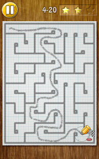 Kids Draw Maze Labyrinth- screenshot thumbnail