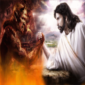 Jesus Vs. Devil Live Wallpaper icon