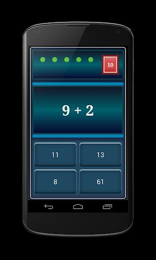 Arithmetic Practice