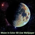 Moon in Color Live Wallpaper icon