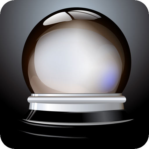 My Crystal Ball Icon