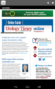 Urology Times- screenshot thumbnail