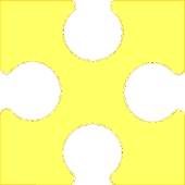 Jigsaw puzzles.