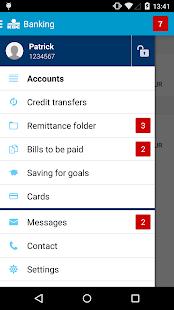 KBC Mobile Banking - screenshot thumbnail