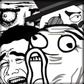 Le Rage Face